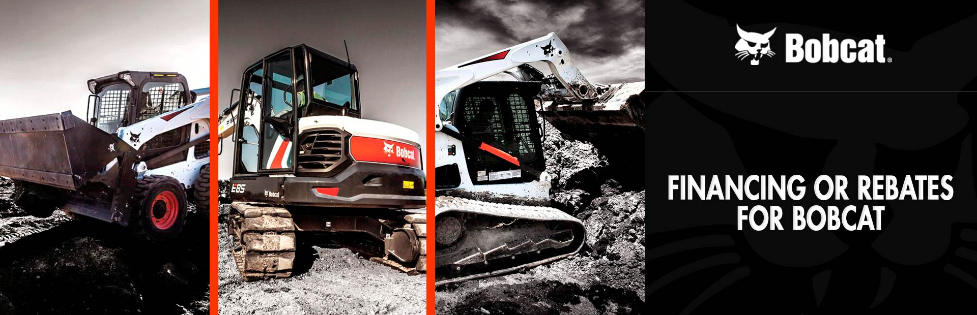 Financing or Rebates for Bobcat