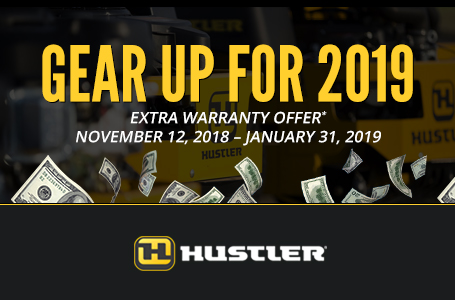 Gear Up For 2019 Promotion
