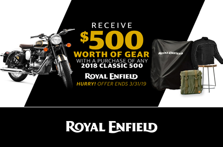 Get $500 in Gear and Accessories
