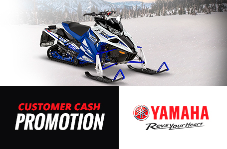 Customer Cash - Snowmobile