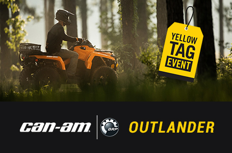 Yellow Tag Event - OUTLANDER