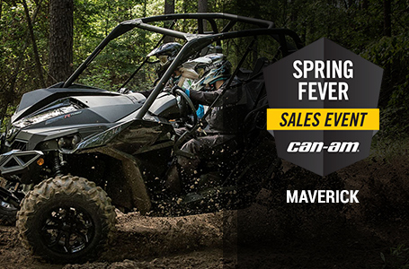 Spring Fever Sales Event (Maverick)