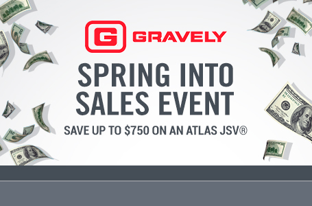 Spring Into Sales Event