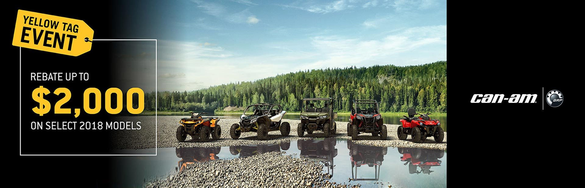 Holiday Blitz Sales Event - Can-Am