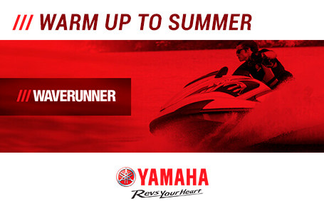 Warm Up To Summer - Waverunner