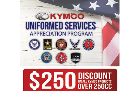 Uniformed Services Appreciation Program