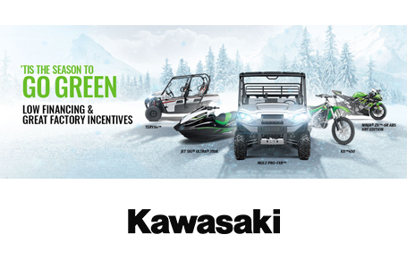 'Tis the Season To Go Green Sales Event