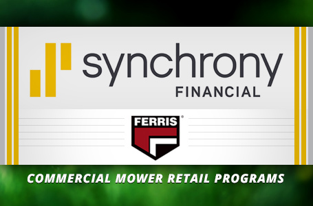 Commercial Mower Retail Programs-Synchrony Bank