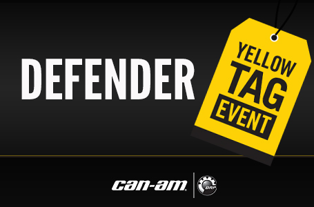 Yellow Tag Event (Defender)
