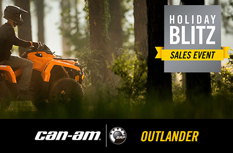 Holiday Blitz Sales Event - OUTLANDER
