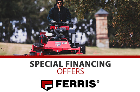 Special Financing Offers