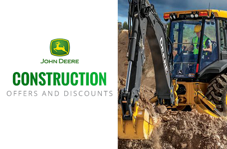 Construction Offers and Discounts