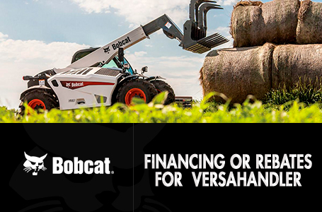Financing or Rebates for VersaHANDLER