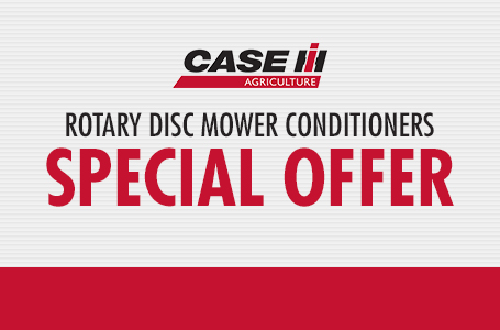 Rotary Disc Mower Conditioners Special Offer