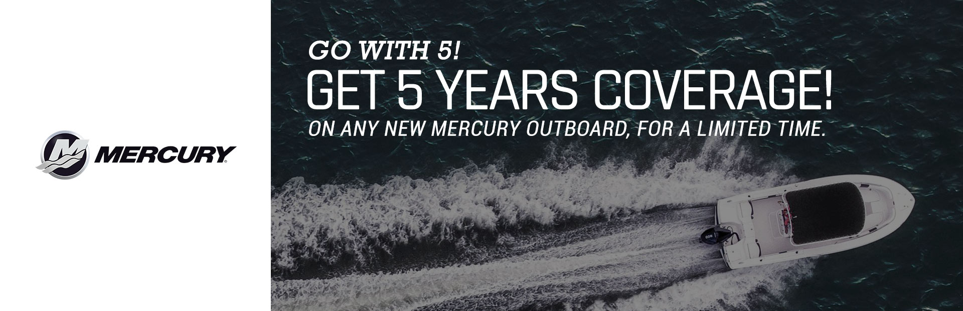 Mercury: Go with 5!