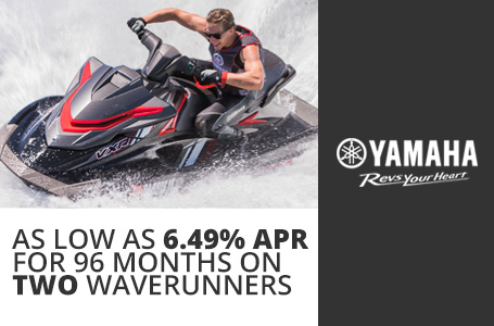 As Low As 6.49% APR For 96 Months