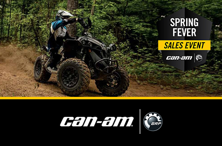 Spring Fever Sales Event-Renegade