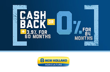 Cash Back PLUS 3.9% for 60 OR 0% for 84