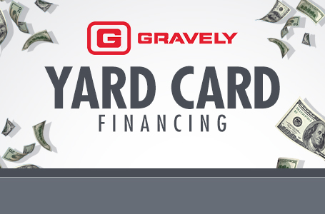 Yard Card Financing