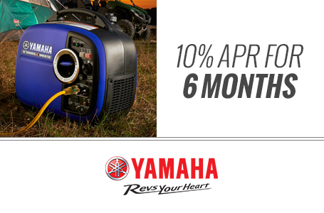 10% APR For 6 Months
