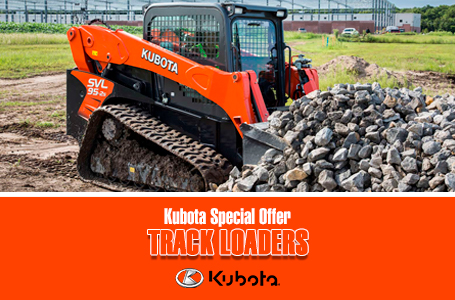 Kubota Special Offer - Track Loaders