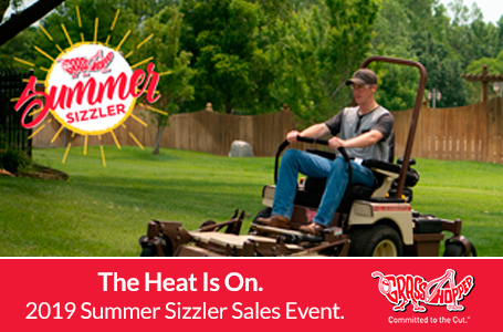 2019 Summer Sizzler Sales Event.