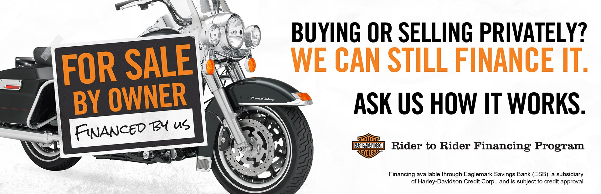 Home Low Country Harley Davidson Charleston Sc 843 554 1847 Heritage Softail Clic Https Com Us En Owners Financing And Insurance Private Party Financinghtml