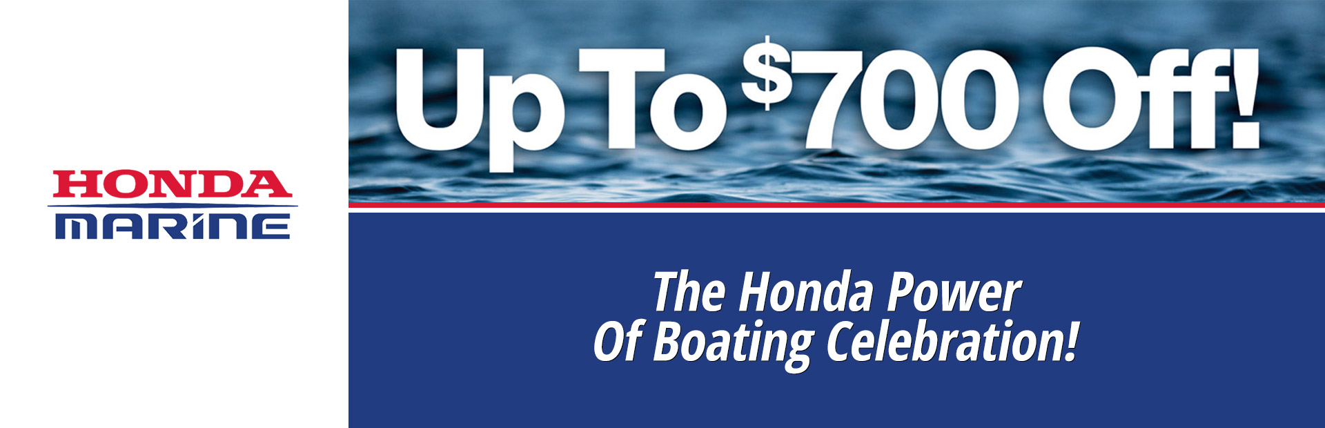 The Honda Power Of Boating Celebration!