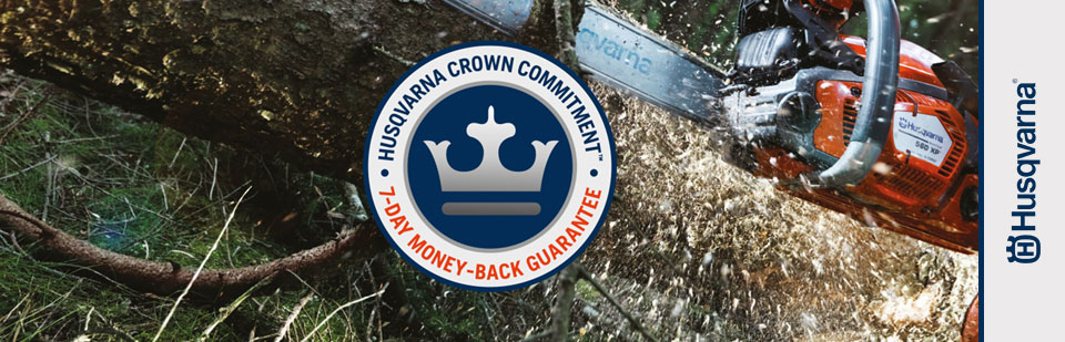 Husqvarna Crown Commitment Program