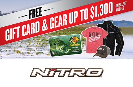 2018 NITRO Boat Sales Event