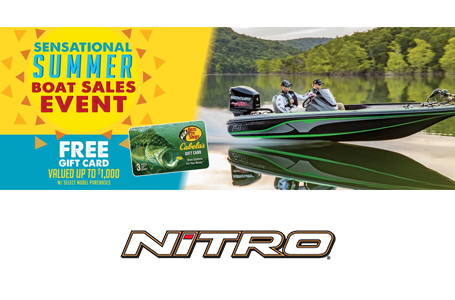 The Sensational Summer Boat Sales Event