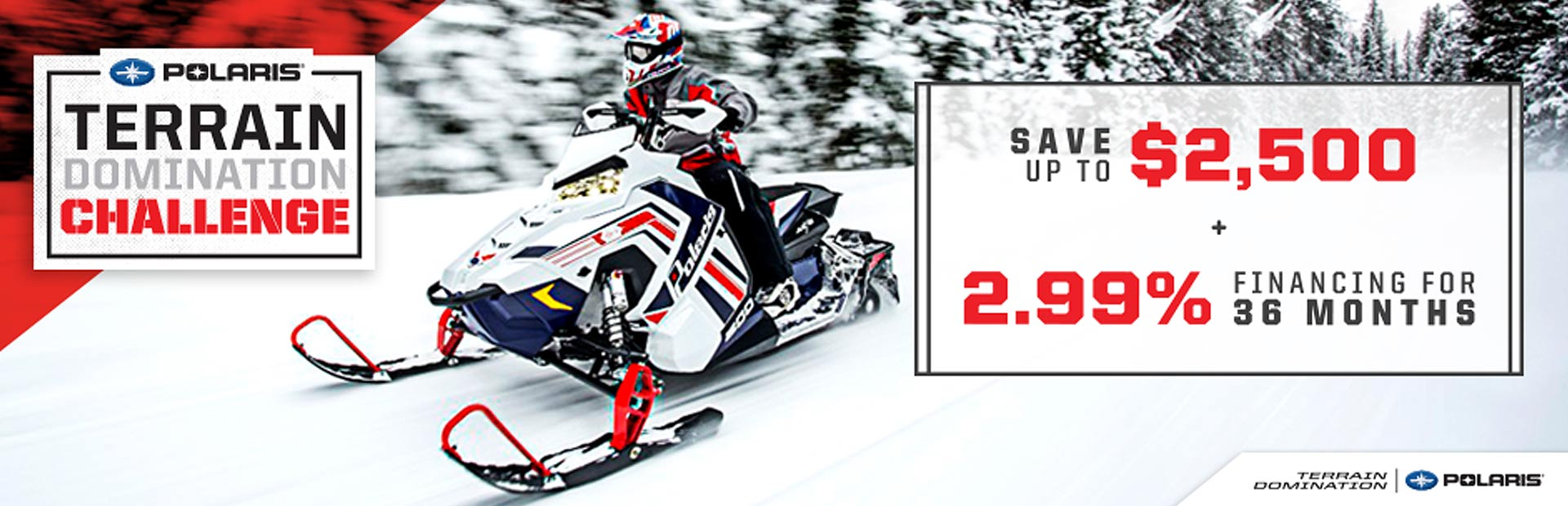 Big Savings on Non-Current Snowmobiles