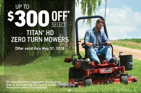 $300 off TITAN HD