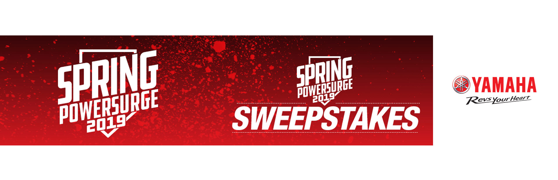 Spring Power Surge Sweepstakes