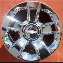 Chevy Silverado 20 Inch Wheel 5651 For Sale In Marlow Ok Mcnair