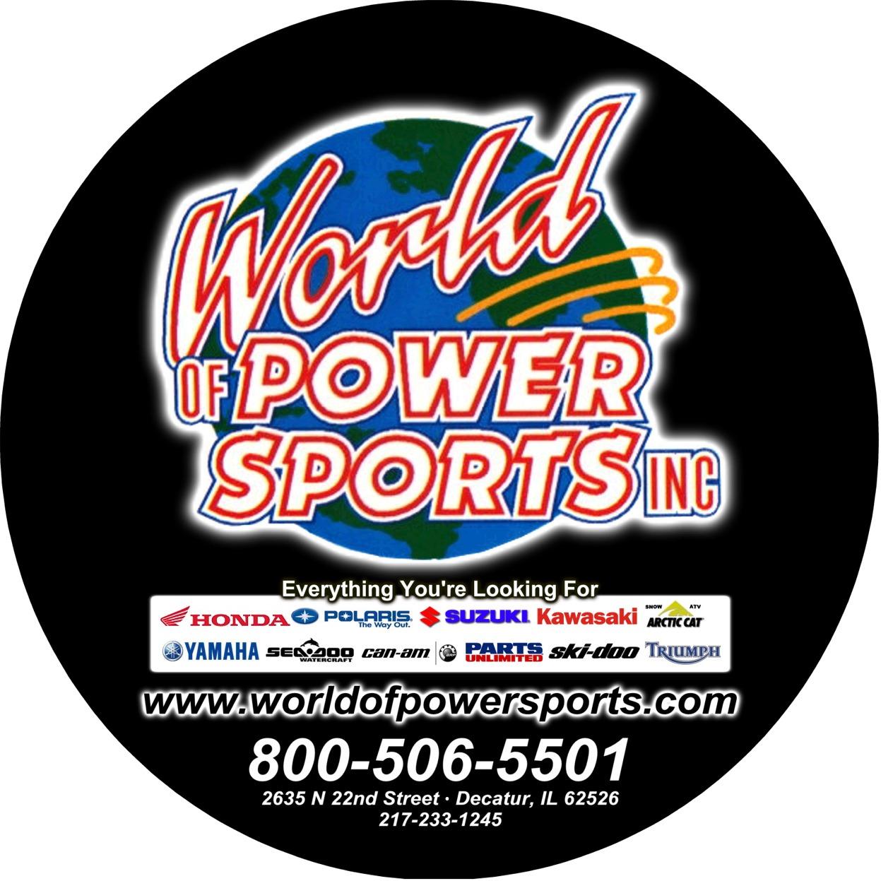 World of powersports springfield inc springfield il