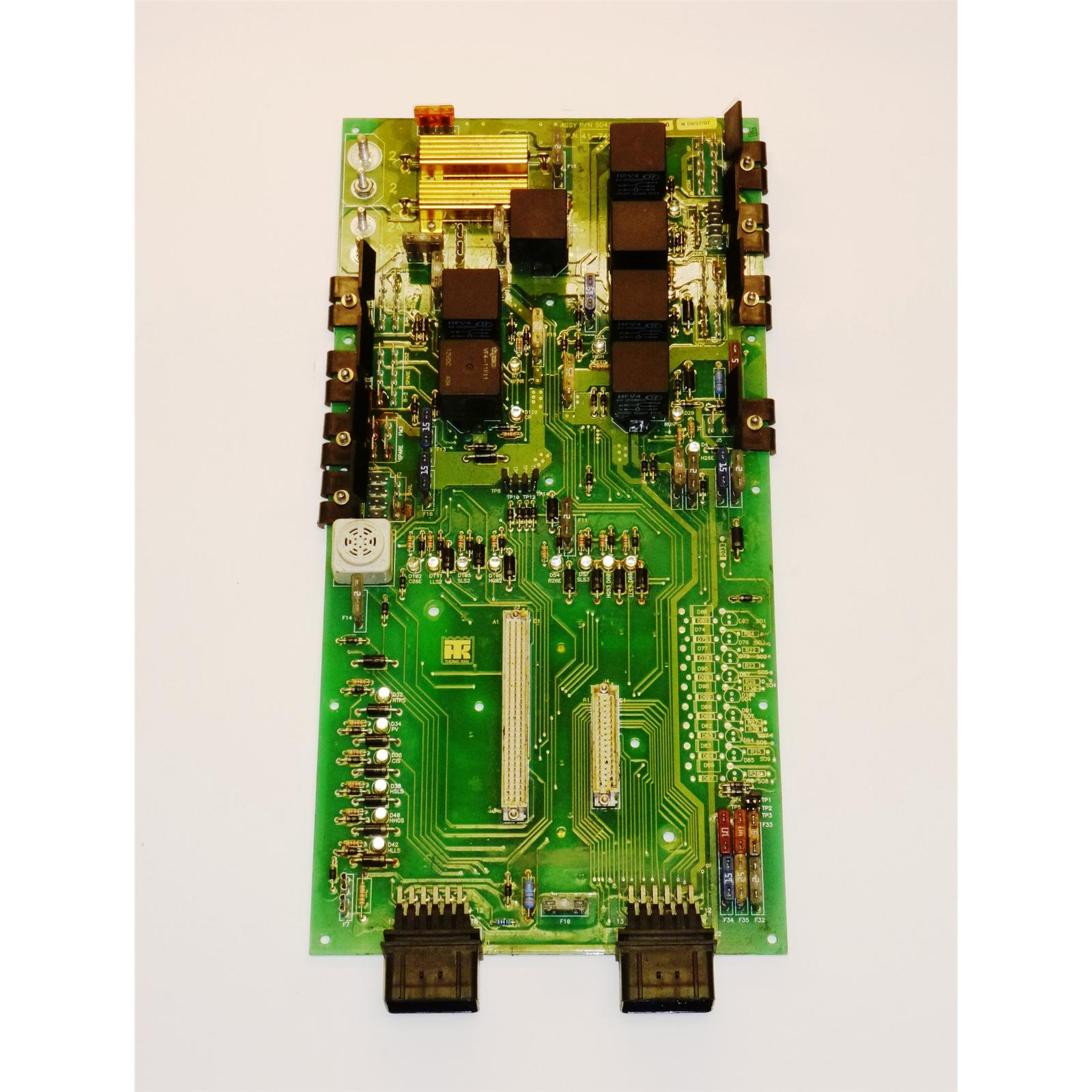 Thermo King Control Boards From Christensen Electronic Circuit Air Conditioning Board