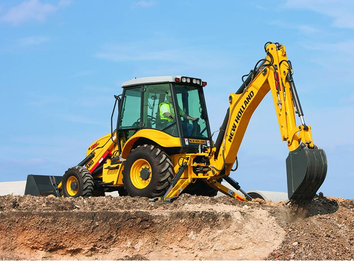 Shop backhoes - B95C