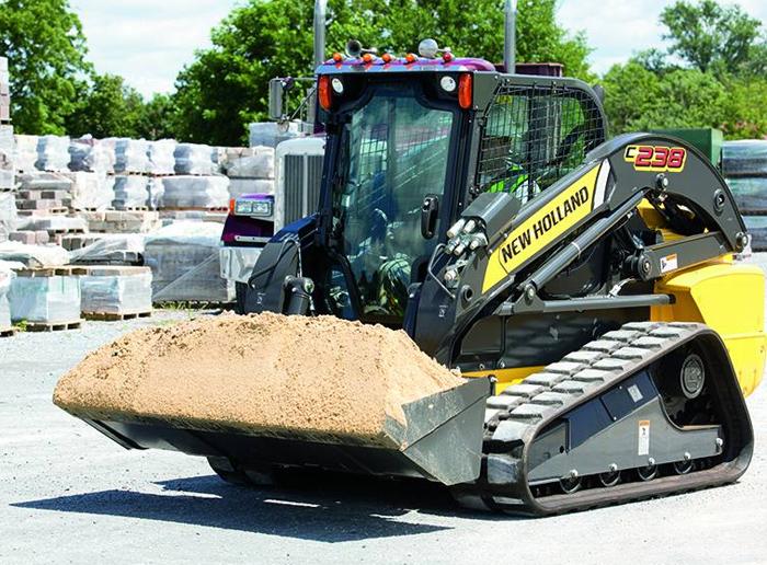 Shop compact track loader - c238