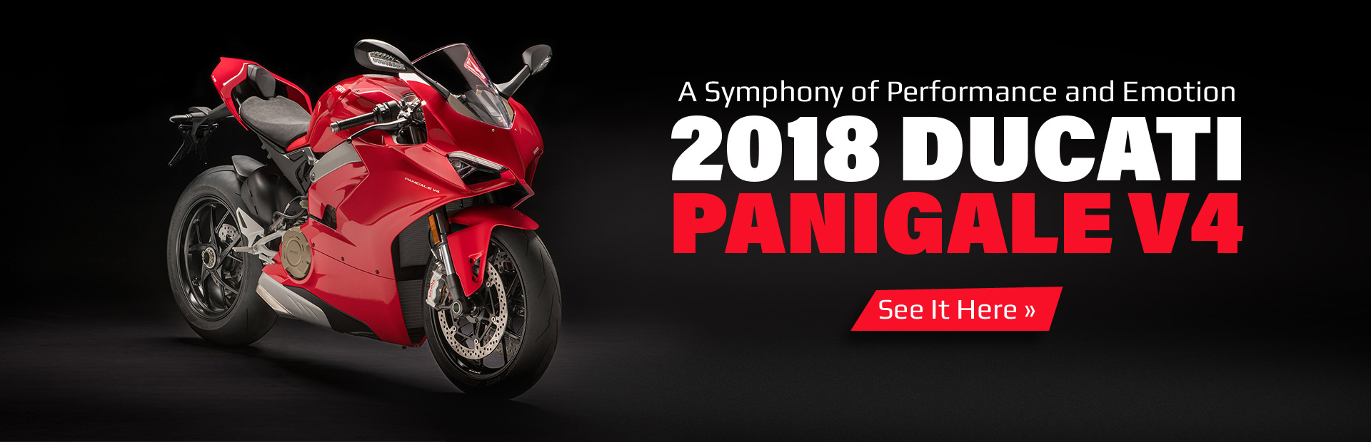 2018 Ducati Panigale V4: Click here to view the model.