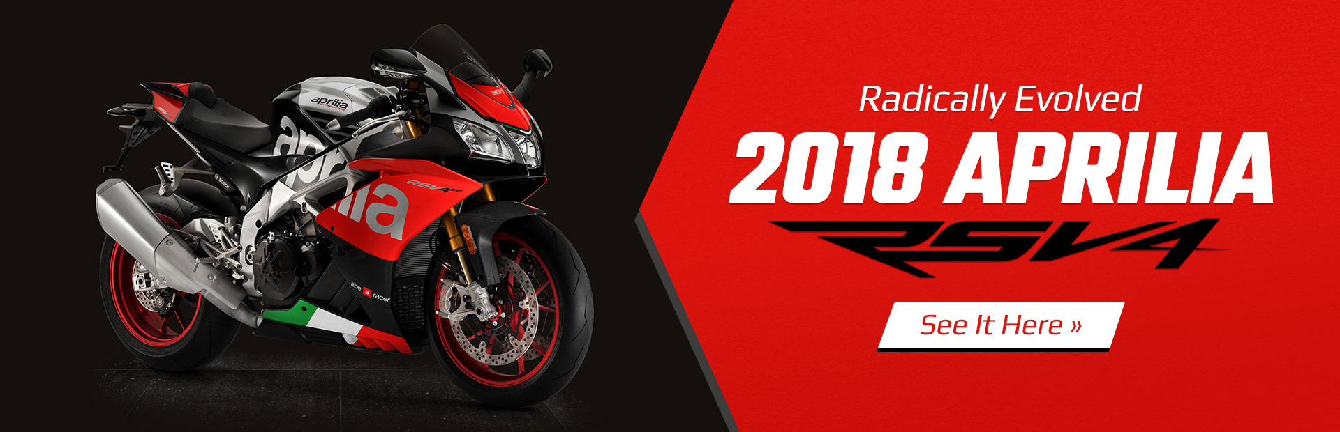 2018 Aprilia RSV4: Click here to view the model.