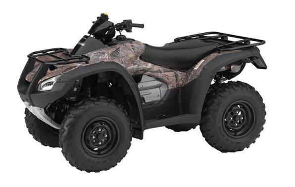 Fourtrax Rincon ATVs