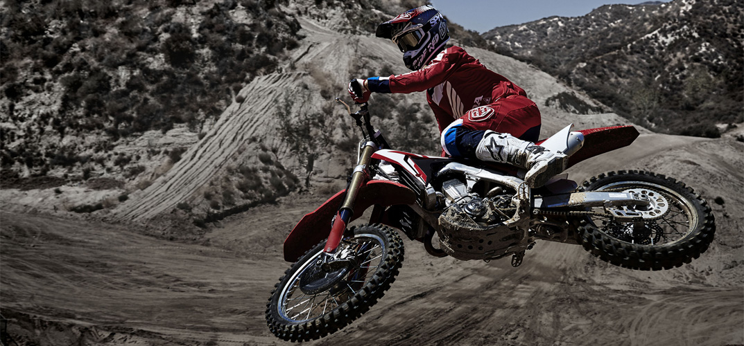 Shop All Honda Dirt Bikes