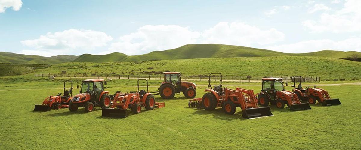 Kioti Tractors For Sale | Lancaster, NH | Tractor Dealership