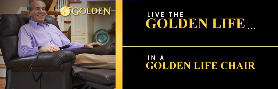 Golden Technologies Lift Chairs: Click here to browse.