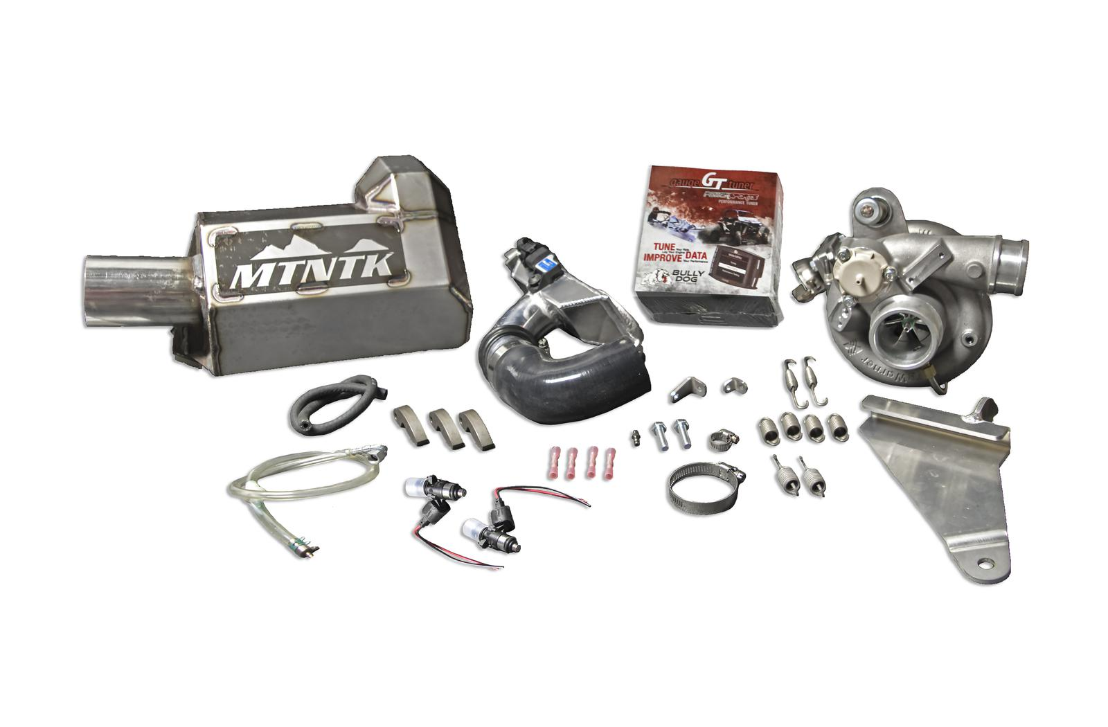 MTNTK Axys Turbo Kit Performance Motor Sports Ashton, ID
