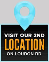 Visit our 2nd location on Loudon Rd.