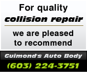 For quality collision repair