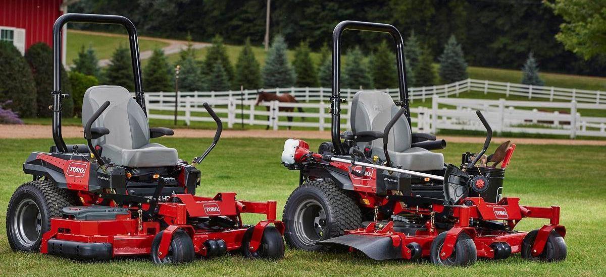 Toro® Zero-Turn Mowers For Sale in Lexington, SC | Lawn