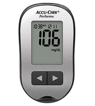 Diabetic meter